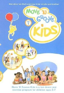 Move 'N Groove Kids: Vol. 1 (DVD)