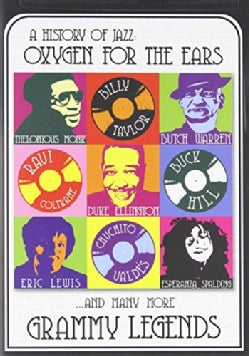 History of Jazz: Oxygen for The Ears (DVD)