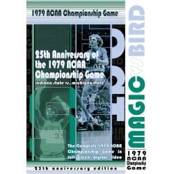 1979 IN State Vs MI State: Magic Vs Bird (Michigan State) (DVD)
