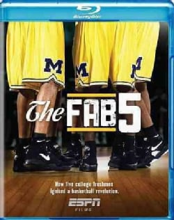 ESPN Films 30 For 30: The Fab Five (Blu-ray Disc)