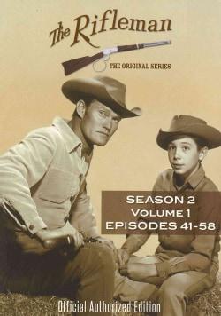 Rifleman: Season 2 Vol. 1 (DVD)