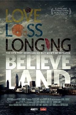 ESPN Films 30 For 30: Believeland (DVD)