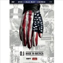 ESPN Films 30 For 30: O.J. Made In America (Blu-ray/DVD)