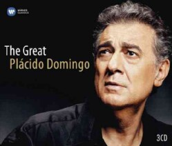 PLACIDO DOMINGO - GREAT PLACIDO DOMINGO