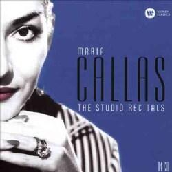 MARIA CALLAS - STUDIO RECORDINGS
