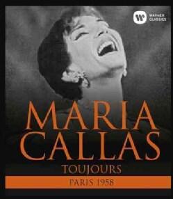 Maria Callas: Toujours (Paris 1958) (Blu-ray Disc)