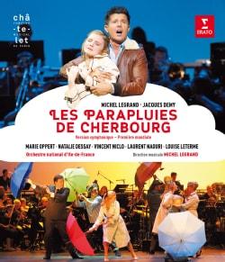 Les Parapluies De Cherbourg (Blu-ray Disc)