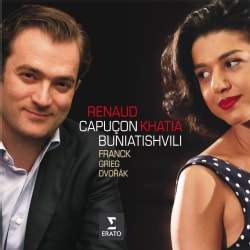Khatia Buniatishvili - Sonatas for Violin and Piano