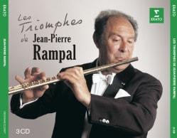 Jean-Pierre Rampal - Les Triomphes De Jean-Pierre Rampal