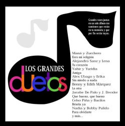 Various - Los Grandes Duetos