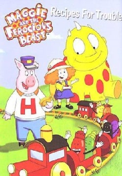 Maggie And The Ferocious Beast Recipes For Trouble (DVD)