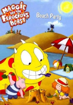 Maggie & The Ferocious Beast: Beach Party (DVD)