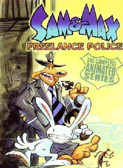 Sam & Max Freelance Police: The Complete Series (DVD)