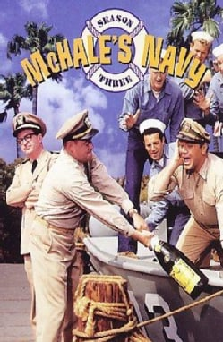 McHale's Navy: Season Three (DVD)
