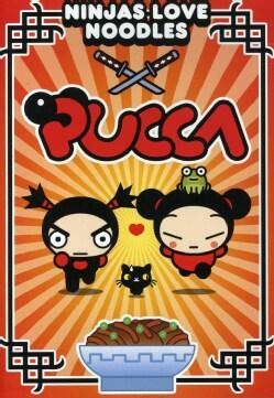 Pucca: Ninjas Love Noodles (DVD)