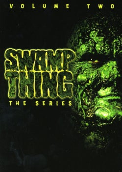 The Swamp Thing: The Series Vol 2 (DVD)