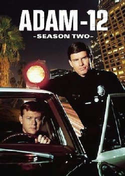 Adam-12: Season Two (DVD)