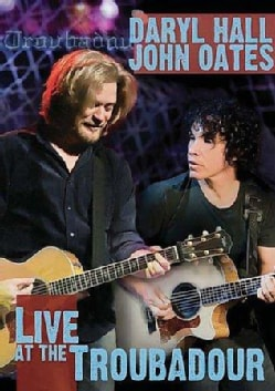 Hall & Oates Live At The Troubadour (DVD)