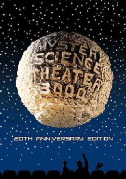 The Mystery Science Theater 3000: 20th Anniversary Edition - Vol XIII (DVD)