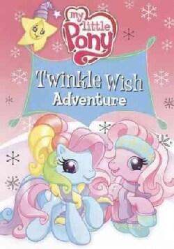 My Little Pony: Twinkle Wish Adventure W/Toy (DVD)