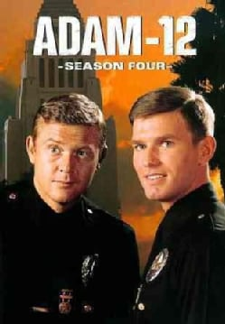 Adam-12: Season Four (DVD)