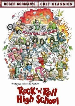 Rock 'N' Roll High School (DVD)