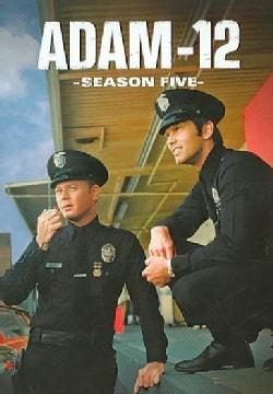 Adam-12: Season Five (DVD)