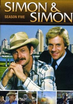 Simon & Simon: Season Five (DVD)