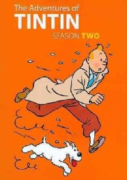 Adventures Of TinTin Season Two (DVD)