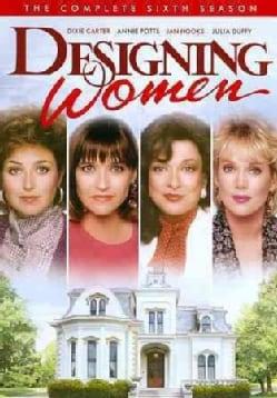 Designing Women Season 6 (DVD)