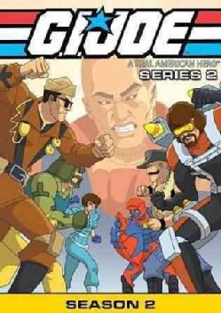 G.I. Joe: A Real American Hero: Season 2 Series 2 (DVD)
