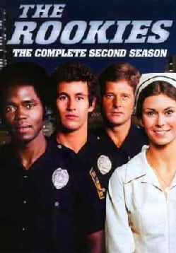 The Rookies: The Complete Second Season (DVD)