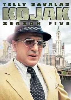 Kojak: Season Five (DVD)