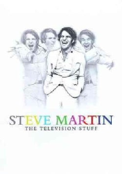 Steve Martin: The Television Stuff (DVD)