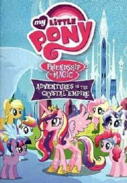 My Little Pony: Friendship is Magic: Adventures in the Crystal Empire (DVD)