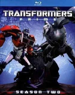 Transformers Prime: Season 2 (Blu-ray Disc)