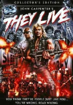 They Live (Collector's Edition) (DVD)