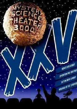 Mystery Science Theater 3000: Vol. XXV (DVD)