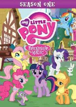 My Little Pony: Friendship Is Magic Season 1 (DVD)