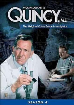 Quincy, M.E.: Season 4 (DVD)