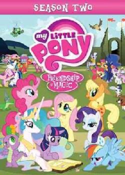 My Little Pony: Friendship Is Magic Season 2 (DVD)