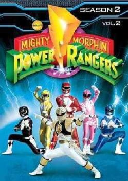 Mighty Morphin Power Rangers: Season 2, Vol. 2 (DVD)