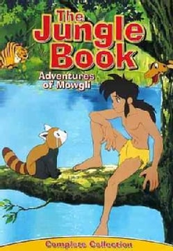 The Jungle Book: The Adventures of Mowgli: The Complete Collection (DVD)