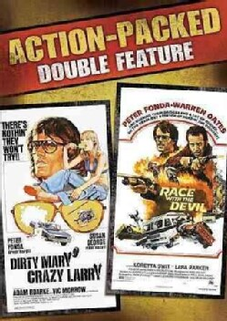 Dirty Mary Crazy Larry/Race With The Devil (Blu-ray Disc)