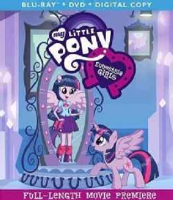 My Little Pony: Equestria Girls (Blu-ray/DVD)