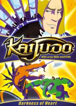 Kaijudo Rise Of The Duel Masters: Darkness Of Heart (DVD)