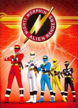 Mighty Morphin Power Rangers: Alien Rangers (DVD)