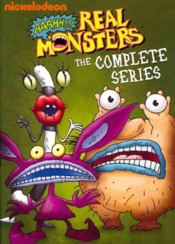 AAAHH!!! Real Monsters: The Complete Series (DVD)