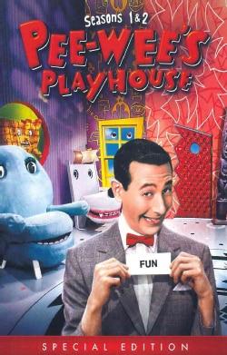Pee-Wee's Playhouse: Seasons 1 & 2 (DVD)