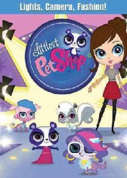 Littlest Pet Shop: Lights, Camera, Fashion! (DVD)